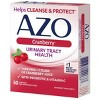 AZO Cranberry for Urinary Tract Health, Cleanse + Protect - 50ct - image 3 of 4