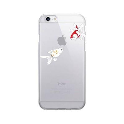 OTM Essentials Apple iPhone SE (2nd gen)/8/7/6s/6 Case Goldfish