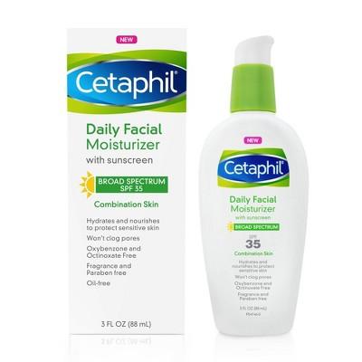 Cetaphil Daily Facial Moisturizer - SPF 35 - 3 fl oz