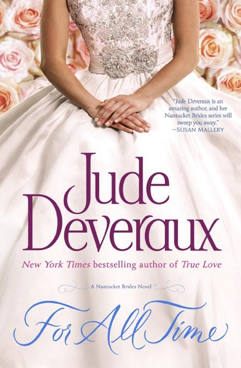 For All Time ( The Nantucket Brides) (Reissue) (Paperback) by Jude Deveraux - image 1 of 1