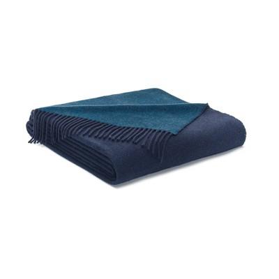 Cashmere Reversible Tassel Throw - Standard Textile Home