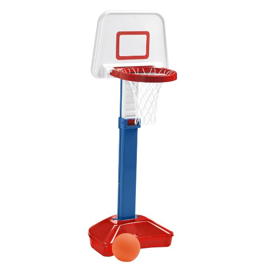 American Plastic Toys American Plastic Toys Basketball Set image number null