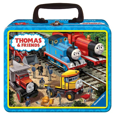 Thomas and Friends: Making Repairs 35pc Puzzle in a Tin - image 1 of 2