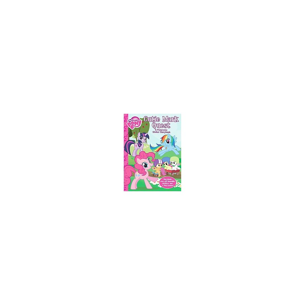 Cutie Mark Quest (Paperback)