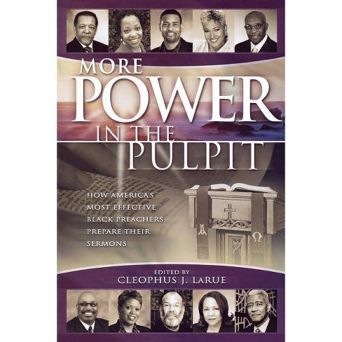 More Power in the Pulpit - (Paperback) - image 1 of 1