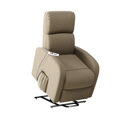 Loy Modern Power Recline and Lift Chair with Heat and Massage - ProLounger