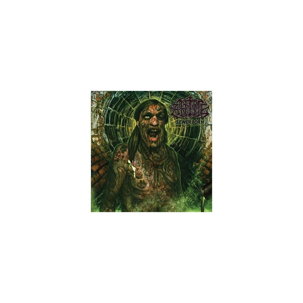 Ahtme - Sewer Born (Vinyl)