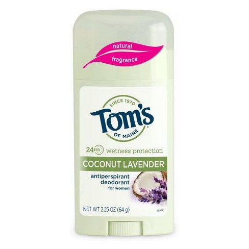 Tom's of maine Coconut Lavender Antiperspirant - 2.25oz - image 1 of 1