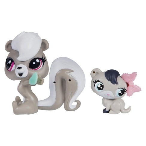 Littlest Pet Shop Pet Pawsabilities Pepper Clark & Dawn Ferris - image 1 of 2