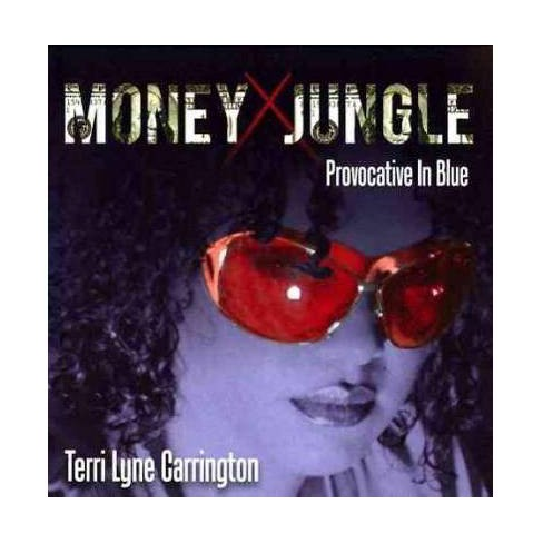 Terri Lyne Carrington - Money Jungle: Provocative In Blue (CD) - image 1 of 1