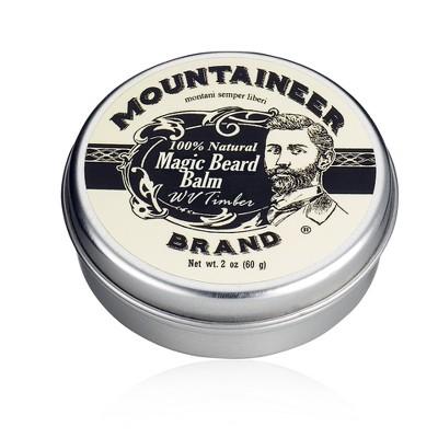 Mountaineer Brand WV Timber Magic Beard Balm 2oz