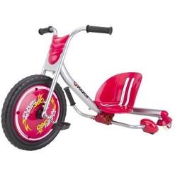 Razor Flash Rider 360 Drifting Trike Ride-On Tricycle, Red -- 20036559