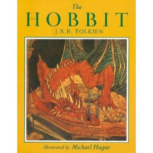 The Hobbit - by  J R R Tolkien (Paperback) - image 1 of 1
