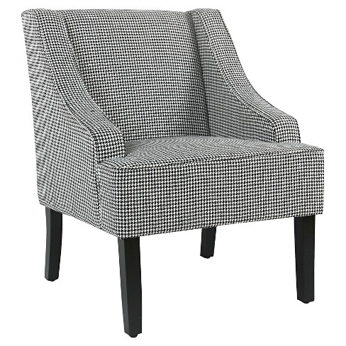 Finley Swoop Arm Accent Chair - HomePop - image 1 of 10