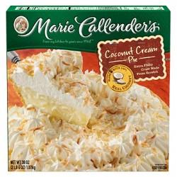 Marie Callender's Coconut Cream Frozen Pie - 38oz