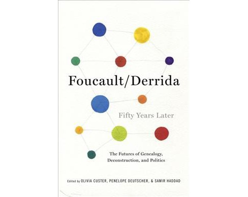 Foucault/Derrida Fifty Years Later : The Futures of Genealogy, Deconstruction, and Politics (Paperback) - image 1 of 1
