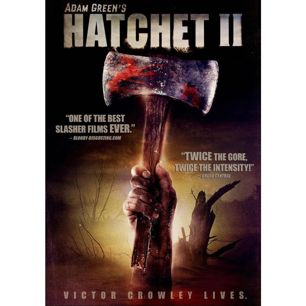 Hatchet 2 (Dvd), Movies