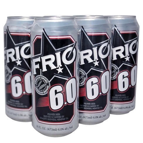 Frio 6.0 Beer - 6pk/12 fl oz Cans - image 1 of 1