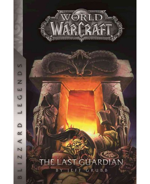 Last Guardian (Paperback) (Jeff Grubb) - image 1 of 1