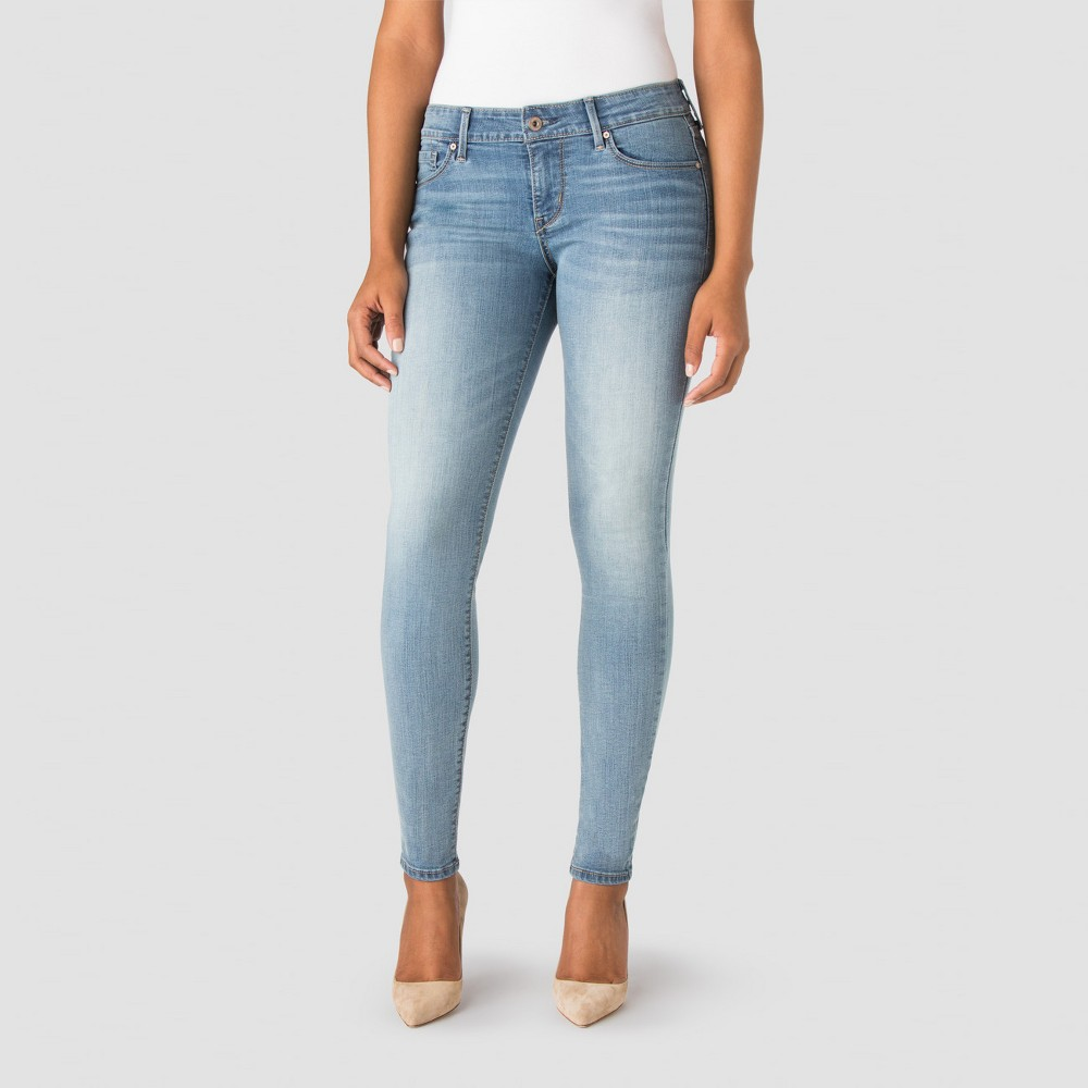 Denizen from Levi's Women's Modern Skinny Jeans - Light Wash 12 Long