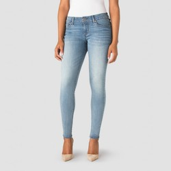 c0c3499a DENIZEN® From Levi's® Women's Mid-Rise Modern Skinny Crop Jeans : Target