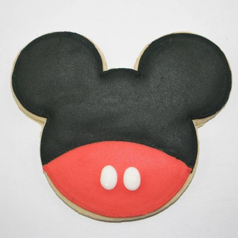 Disney Mickey Mouse & Friends Everyday Mickey Sugar Cookie - 2.12oz - image 1 of 3