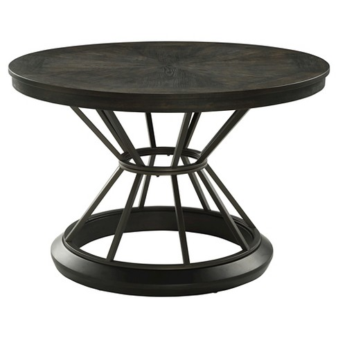 Kipp Dining Table - Antique Black - Acme - image 1 of 2