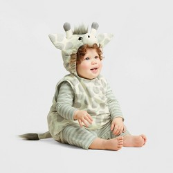 Baby Plush Giraffe Halloween Costume Vest - Hyde & EEK! Boutique™