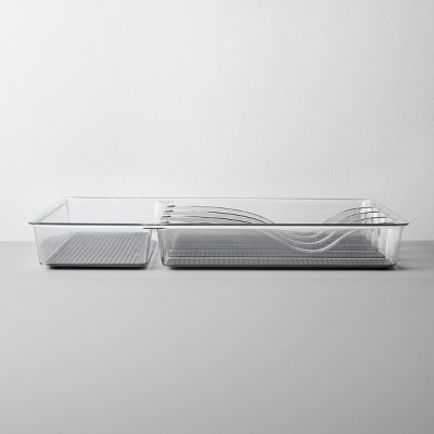 Acrylic Drawer Multi-Compartment Bin - Made By Design™