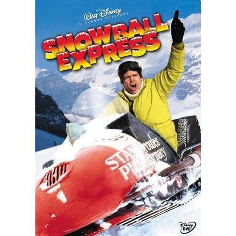 Snowball Express (DVD)(2003) - image 1 of 1