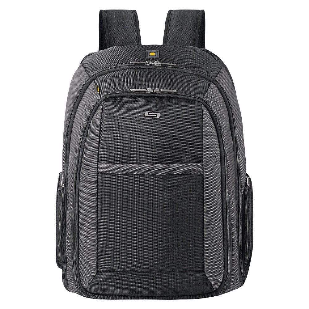 "Image of ""Solo 17"""" Pro-Sterling Backpack - Black"""