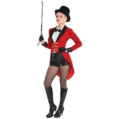Adult Circus Master Halloween Costume