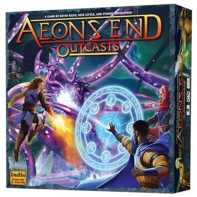 Outcasts Board Game