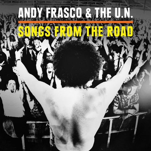 Andy Frasco - Songs From The Road (CD) - image 1 of 1