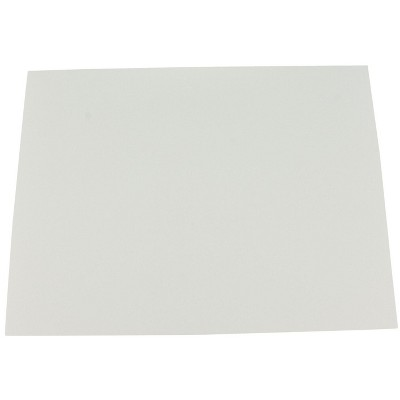 Sax Sulphite Drawing Paper, 70 lb, 9 x 12 Inches, Extra-White, pk of 500