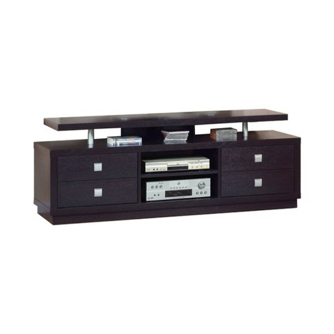 Modern Style Tv Stand With 4 Drawers