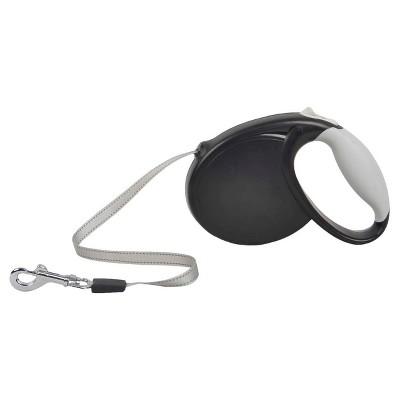 Basic Retractable Dog Leash - Black - Medium - 16ft Long - Boots & Barkley™