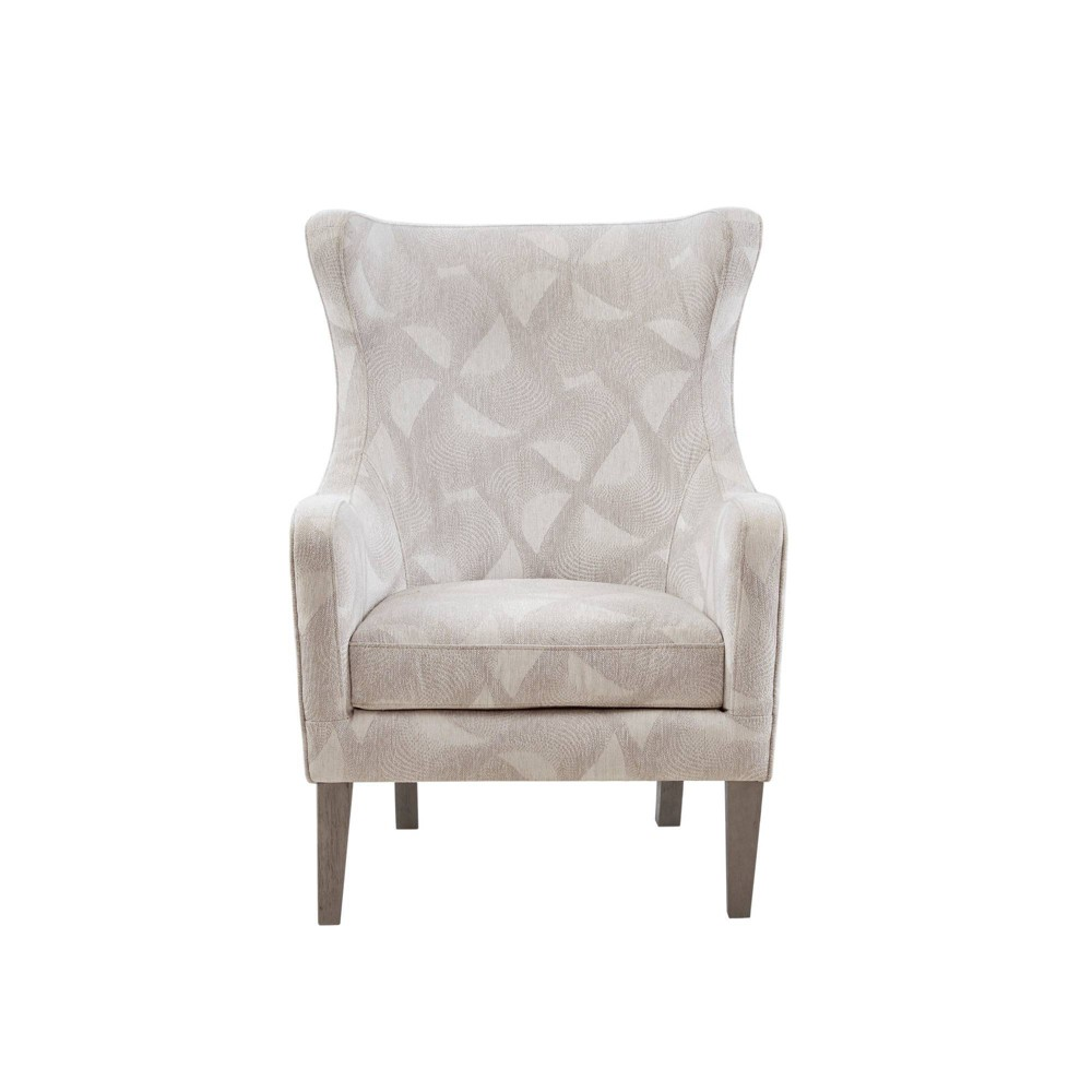 Caren Accent Chair Light Gray was $439.99 now $307.99 (30.0% off)
