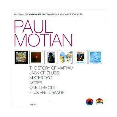 Paul Motian - Complete Remastered Recordings (CD) - image 1 of 1