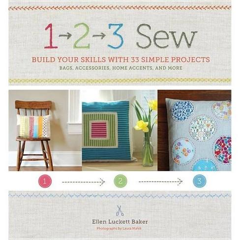 1, 2, 3 Sew - by  Ellen Luckett Baker (Mixed media product) - image 1 of 1