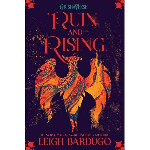 Ruin and Rising - (Shadow and Bone Trilogy) by  Leigh Bardugo (Hardcover) - image 1 of 1