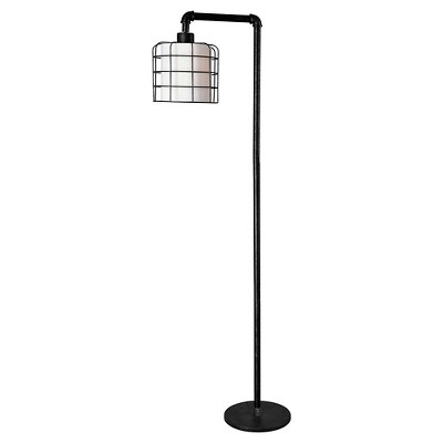Kenroy Home Alcatrax Floor Lamp (Lamp Only)