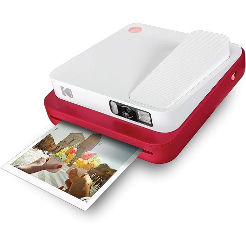 KODAK Smile Classic Digital Instant Camera for 3.5 x 4.25 Zink Photo Paper - Bluetooth, 16MP Pictures - image 1 of 4