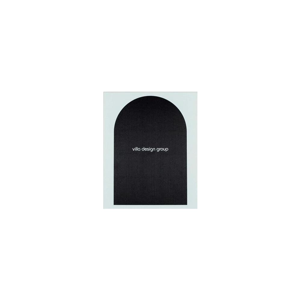 Villa Design Group : Tragedy Machine - (Hardcover)