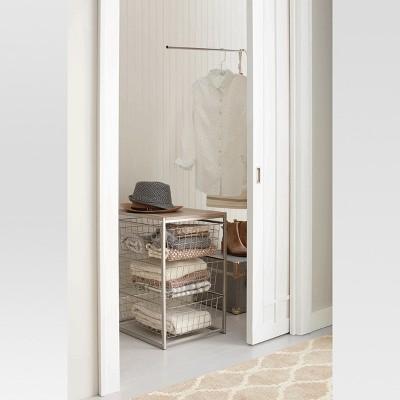 Genial 3 Drawer Closet Organizer   Threshold™ : Target