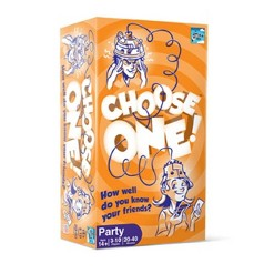 Choose One! Party Game, Kids Unisex