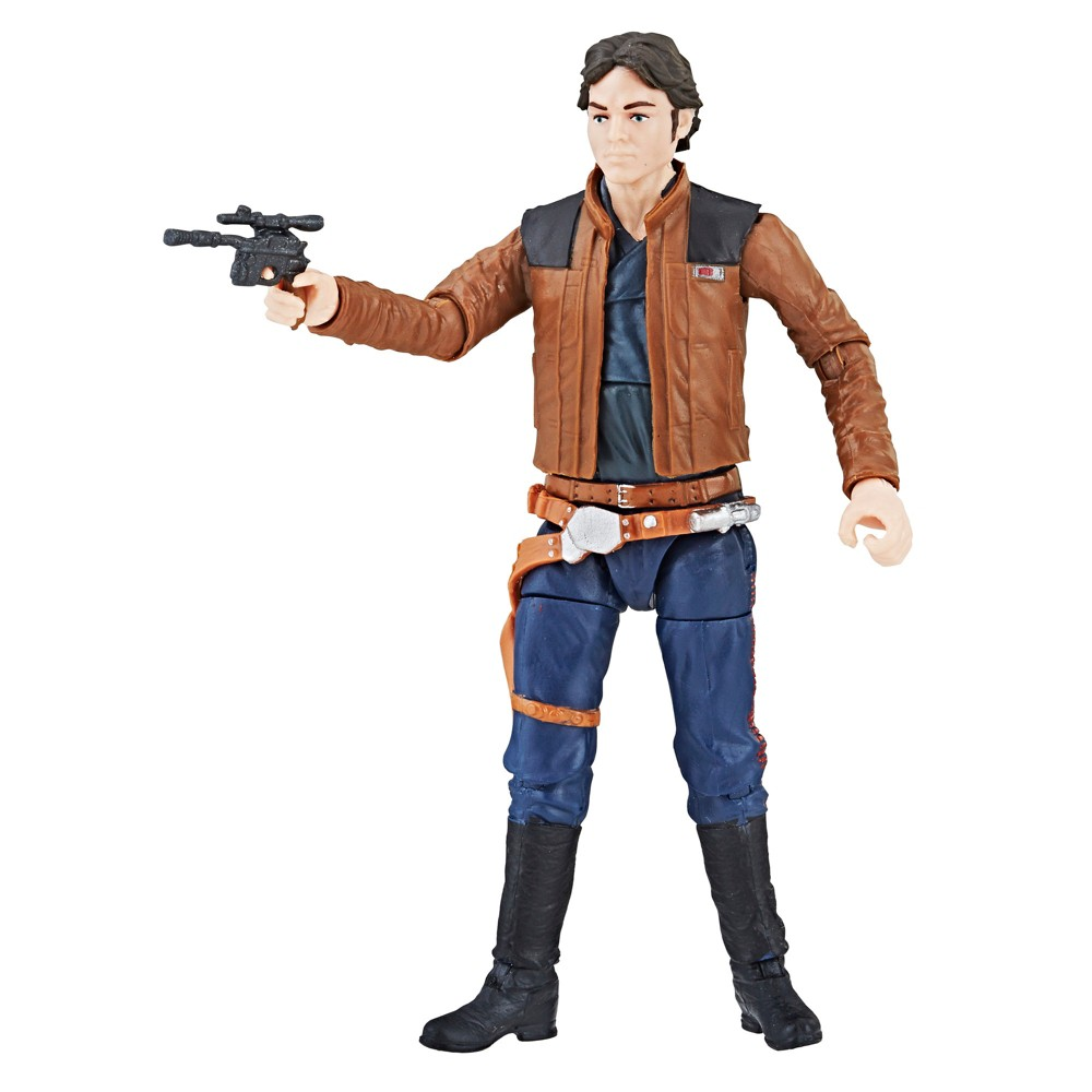 Star Wars The Vintage Collection Han Solo 3.75 Figure