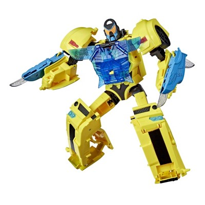 Transformers Bumblebee Cyberverse Adventures Officer Class Bumblebee