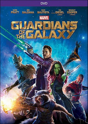 Guardians of the Galaxy (dvd_video)