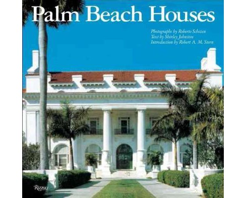 Palm Beach Houses (Hardcover) - image 1 of 1